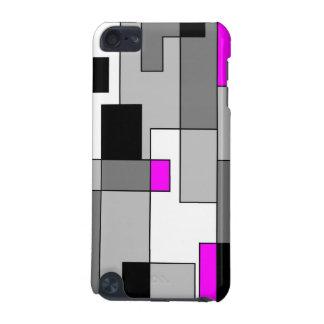 caso abstracto del tacto de iPod Funda Para iPod Touch 5G