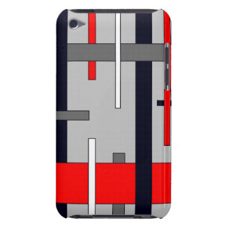 caso abstracto del tacto de iPod iPod Case-Mate Cárcasa