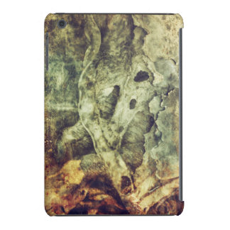 Caso abstracto feo del iPhone Funda De iPad Mini