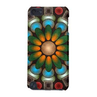 Caso abstracto floral lindo del tacto de iPod del  Funda Para iPod Touch 5G