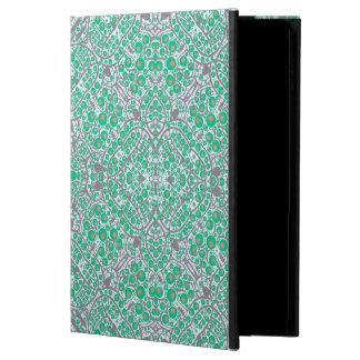 Caso abstracto hermoso loco del iPad Air2 POWIS