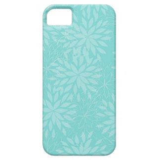 Caso abstracto iPhone5 de Blossum del trullo iPhone 5 Case-Mate Cobertura