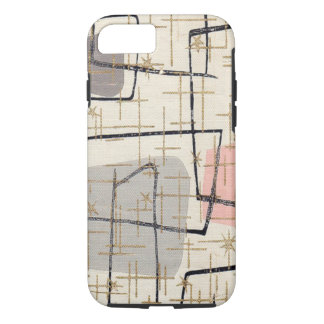 Caso abstracto moderno del iPhone 7 de la tela de Funda iPhone 7
