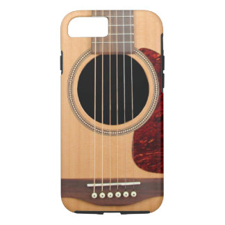 Caso acústico del iPhone 7 de la guitarra de la Funda iPhone 7
