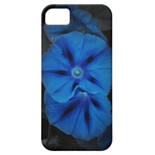 """""""Caso adaptable del iPhone 5 del flor de la noche"""" iPhone 5 Carcasa"""