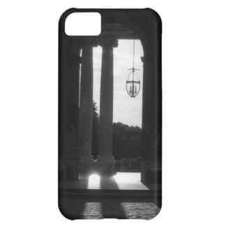Caso adaptable sombreado del iPhone 5C del chalet