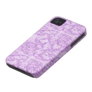 Caso afiligranado del compañero del caso del iPhon iPhone 4 Protector