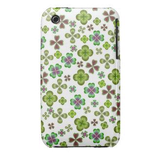 Caso afortunado irlandés del iPhone 3 de los Funda Bareyly There Para iPhone 3 De Case-Mate