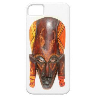 caso africano de la máscara iPhone 5 funda