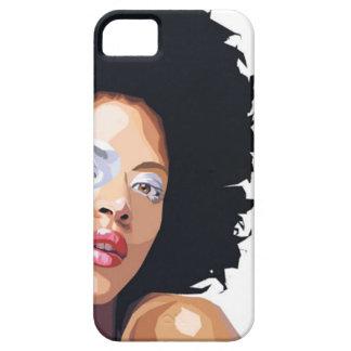 caso Afro-céntrico del iPhone 5 iPhone 5 Fundas