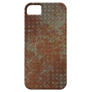 Caso aherrumbrado sucio del iPhone 5 S del metal iPhone 5 Fundas