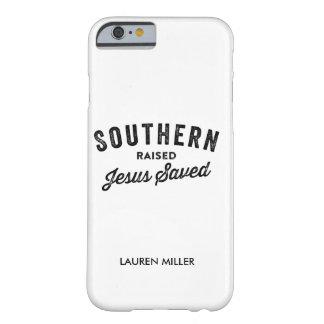 Caso ahorrado Jesús planteado meridional del Funda De iPhone 6 Barely There