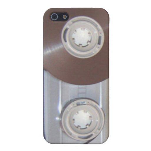 Caso al revés de Iphone del golpecito de la mezcla iPhone 5 Protector
