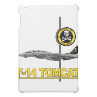 Caso alegre del iPad de VF-84 Rogers F-14 Tomcat