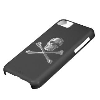 Caso alegre del iPhone 5C del cráneo de Rogelio Funda Para iPhone 5C