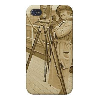 Caso alemán del iPhone de Dux del soprano iPhone 4 Cárcasas