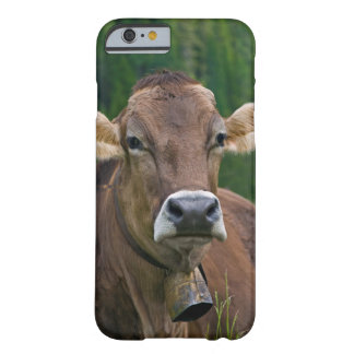 Caso alpino del iPhone 6 de la vaca Funda Barely There iPhone 6