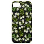 Caso alpino del iPhone de las flores de Edelweiss  iPhone 5 Coberturas