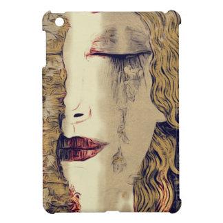 Caso alterado del iPad de la pintura de Klimt del