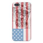Caso americano del iPhone 4 de la mota del interru iPhone 5 Carcasa