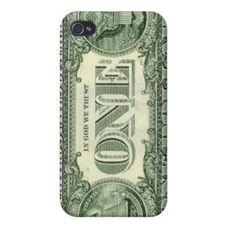 caso americano del iPhone 4 del dinero uno iPhone 4/4S Carcasa