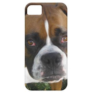 Caso americano del iPhone 5 del dogo iPhone 5 Case-Mate Fundas