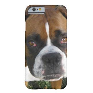 Caso americano del iPhone 6 del dogo Funda De iPhone 6 Barely There