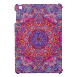 Caso ampliado del iPad del Hexagram 740 mini