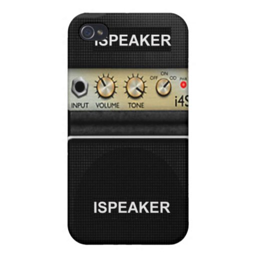Caso amplificado impresionante único de Iphone del iPhone 4/4S Carcasas