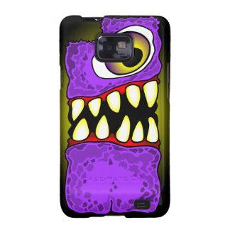 Caso ANDROIDE 3 del monstruo Samsung Galaxy S2 Carcasas