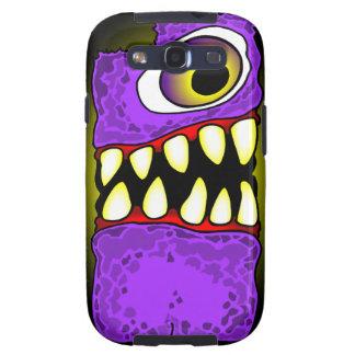 Caso ANDROIDE 3 del monstruo Galaxy S3 Carcasas