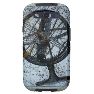 Caso androide del compás de la astronomía de Galil Samsung Galaxy S3 Fundas