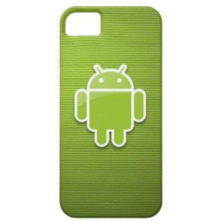 Caso androide del iPhone 5 iPhone 5 Cárcasas