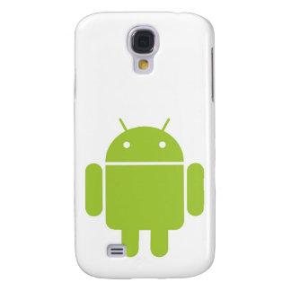 Caso androide del iPhone Funda Para Galaxy S4