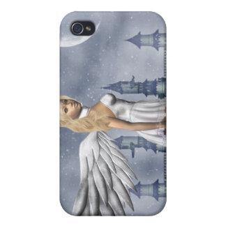 Caso angelical del iPhone 4 iPhone 4 Fundas
