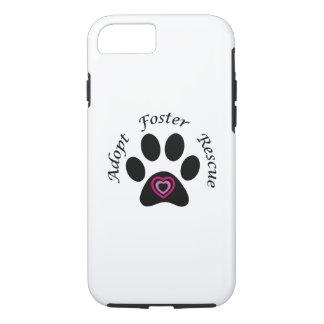Caso animal del iPhone 7 del rescate Funda iPhone 7
