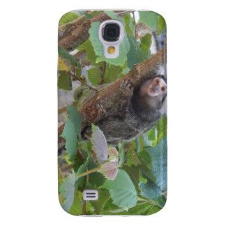 Caso animal macro de Photgraphy Funda Para Galaxy S4