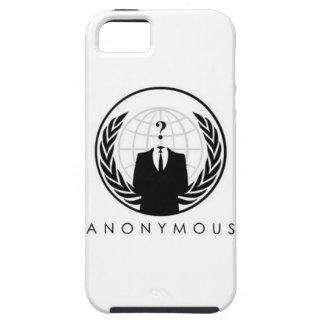 Caso anónimo del iphone 5 funda para iPhone SE/5/5s