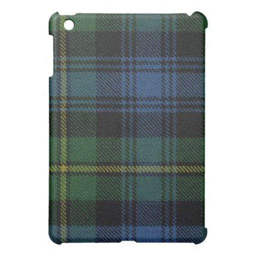 Caso antiguo del iPad del tartán de Baillie