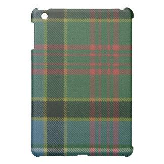 Caso antiguo del iPad del tartán de Paisley