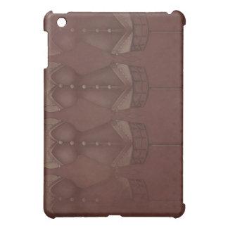 Caso antiguo del iPad del vestido de SteamPunk del