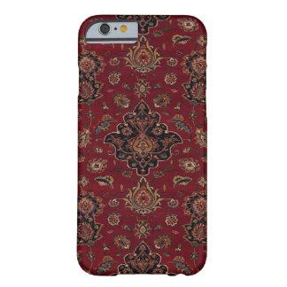 Caso antiguo del iPhone 6 de la alfombra persa del Funda De iPhone 6 Barely There