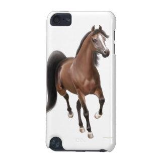 Caso árabe del tacto 4G de iPod del caballo de la Funda Para iPod Touch 5G