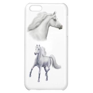 Caso árabe orgulloso del iPhone del caballo