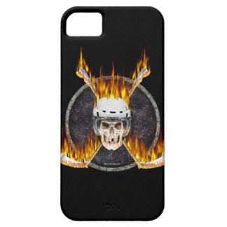 Caso ardiente del iPhone 5 de los palillos de Funda Para iPhone SE/5/5s