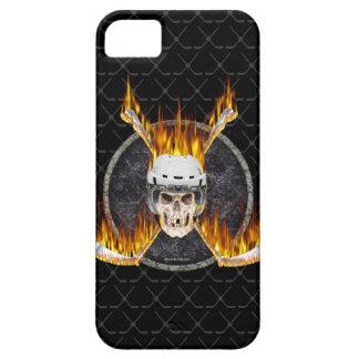 Caso ardiente del iPhone 5 de los palillos de iPhone 5 Carcasas