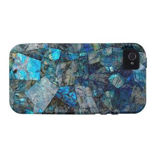 Caso artsy abstracto del iPhone 4 de la iPhone 4 Fundas