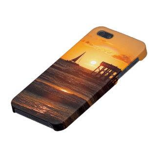 Caso ausente del iPhone 5/5S de la vela iPhone 5 Fundas