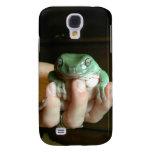 Caso australiano del iPhone 3G de la rana arbórea