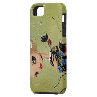 Caso aviar del iphone del Spiel iPhone 5 Case-Mate Funda